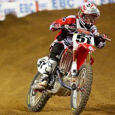 Justin Barcia Phoenix Supercross 2013