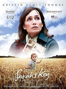 Sarah's Key follows an American journalist's present-day investigation into the Vel' d'Hiv Roundup (where French police in German-occupied Paris on 16 and 17 July 1942 rounded up 13,152 predominantly non-French Jewish emigres and refugees and their French-born children and grandchildren, who were then shipped by rail to Auschwitz.