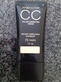 The Secret Life: MAX FACTOR - Colour Correcting Cream - Die neue BB-Cream