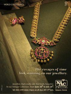 NAC Jewellers by Avadhut Hembade, via Behance