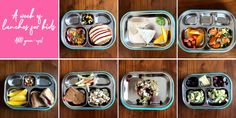 A Week of Lunches for Kids (+ Adults!)