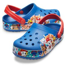 b2122c3a5 Crocs Paw Patrol Kids  Clogs