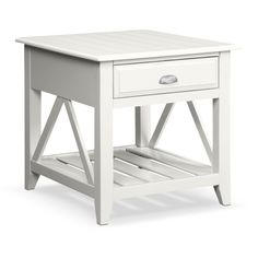 Perfect White Wood End Tables   Modern Italian Furniture Check More At Http://www