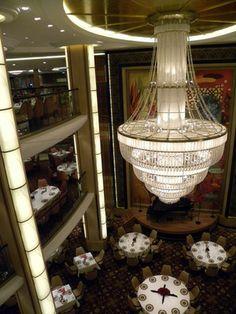 Allure of the Seas - Adagio Dining Room