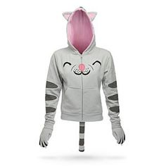 Soft Kitty Ladies' Hoodie I LOVE THIS....WHY?