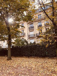 Een wandeling door Parijs in herfstsfeer