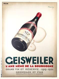 Lajos Marton Poster: Geisweiler