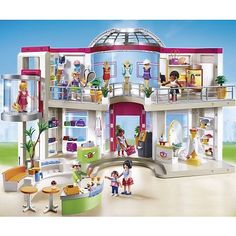Découvrez «Playmobil - Playmobil - Nouveautés 2014 - Grand magasin - 5485» sur MappyShopping #mappyshopping