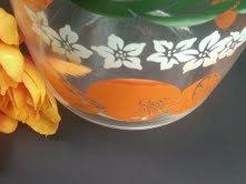 Vintage Orange Juice Carafe Vintage Glass on by MyVintageAlcove, $12.60