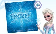 Buy Frozen and get the soundtrack for just $7.00. Click here for more details: http://di.sn/rVk