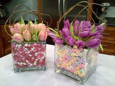 pictures of tulip arrangements - Google Search
