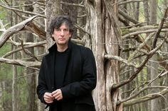 """Alexandra Alter, """"Neil Gaiman Delves Deep Into Norse Myths for New Book,"""" The New York Times (29 June 2016). Mr. Gaiman's """"Norse Mythology,"""" due out in February, is an almost novelistic retelling of famous myths about the gods of Asgard."""