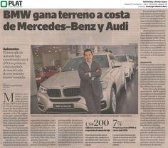 Inchcape Motors: Entrevista a Víctor Acero en el suplemento Día1 del diario El Comercio de Perú (04/04/16)