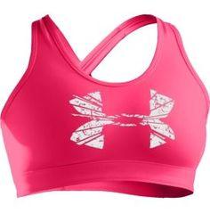 2b3e9f0f8e6a1 Sporty Outfits – Under Armour Women s HeatGear Big Logo Sports Bra – Looks  Magazine