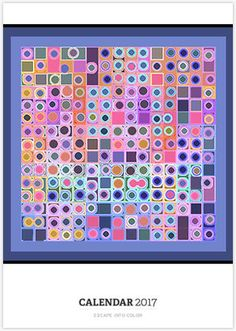 Escape Into Color by Betty Mackey