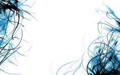 Cool Abstract White Background HD Wallpaper