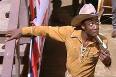 #FridayFrivolity - To celebrate getting over 40,000 views on my blog I decided to say Happy 40th Anniversary to Blazing Saddles. Is it even possible that Mel Brooks' nod to classic Westerns was released in 1974? I sa…
