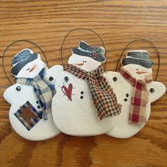 salt dough ornament idea