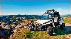 Offroad-Side-by-Side: RBS Adventure 900 Nicht nur über neues Design, sondern auch über einen wassergekühlten Zweizylinder 4-Takt-Motor und eine Traktionskontrolle verfügt die spanische RBS Adventure 900 http://www.atv-quad-magazin.com/aktuell/offroad-side-by-side-rbs-adventure-900/