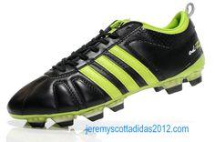 665cc996b 2012 Adidas AdiPure IV TRX FG Black Light Green