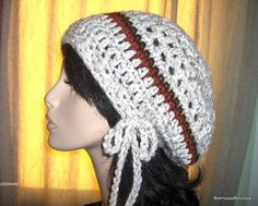 BIG HAT SALE Womens Slouchy Hat Crochet by BeeHappyBoutique