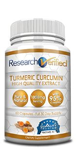 Turmeric (Curcumin) 100 % pure extract - the purest source for general health and weight loss .