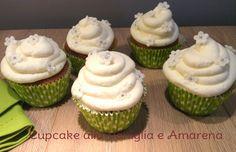 Cucinando tra le nuvole: Cupcake alla Vaniglia e Amarena