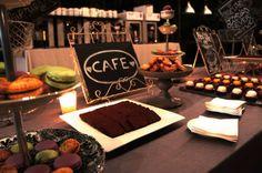 Buffet de Cafés by Le Chef