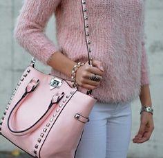 Fashionista In Pink