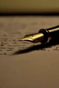Le point sensible dans Chemin stylo-plume