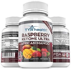 TYR Health Raspberry Ketones Ultra 60 Capsules Natural Weight Loss Supplement with African Mango Green Tea Extract Body Cleanse and Fat Burning Detoxifier Boosts Energy Metabolism -- To view further for this item, visit the image link. Best Diets To Lose Weight Fast, Fast Weight Loss, Organic Greens Powder, Mango Green Tea, Fat Smash Diet, Cabbage Diet, Raspberry Ketones, Weight Loss Supplements, Body Cleanse