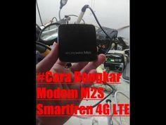 Cara Bongkar Modem M2S Smartfren 4G LTE - Beken.id