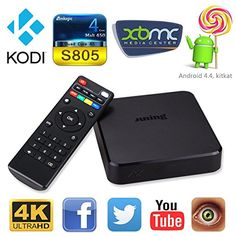 If you have an Android device and you are looking to install XBMC/KODI on it, the info you need is below. It is recommended to buy an Android TV Box that will hook to your TV to fully enjoy XBMC. These entertainment boxes are available on Amazon and they come pre-installed with XBMC and all … … Continue reading →