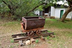 Kromdraai Gold Mine Museum, Magaliesberg, Gauteng, South Africa | by South African Tourism Gold Mining Equipment, Gold Mine, South Africa, Places To Go, Tourism, Museum, African, Pretoria, Culture