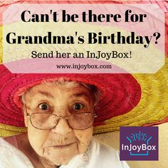 Everyone could use some encouragement from time-to-time. InJoyBox is a perfect gift for anyone that may be going through a rough time or enduring a hospital stay. Each Box is customized to them as either a one time gift or a monthly subscription, and comes with a handwritten note of encouragement. Click now to choose the best one for them! You can even get 10% off your first order! Show Love, Speak Hope, Deliver Joy today