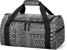 Dakine Travel Reisetasche Sporttasche Women Muster dezent passt zu jedem Outfit Atzteken-muster geräumige Sporttasche #Yoga #Sport