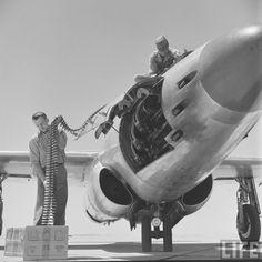 F-89 Scorpion (Loomis Dean. 1951)