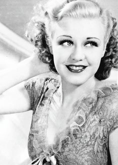 Ginger Rogers was an American actress, dancer and singer who appeared in films, and on stage, radio, and television throughout much of the 20th century.