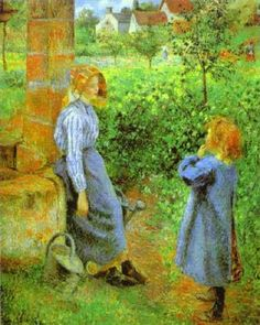 Camille Pissarro (1830 – 1903, French)