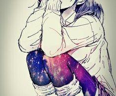 ♤ Galaxy Anime Girl ♤