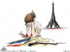 Osama Hajjaj (Jordanie) (2015-11-14) Paris attentats