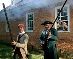 Williamsburg:  Colonial Williamsburg