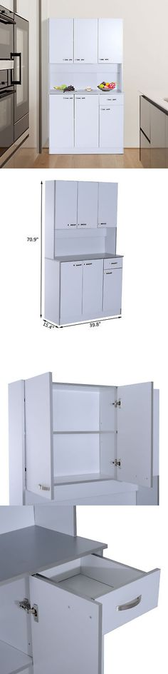 Modern Under Sink Storage Cabinet Bathroom Vanity 2 Layer Organizer White U6A9