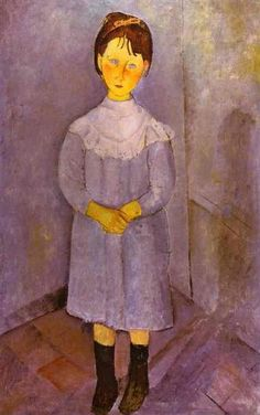 Amedeo Modigliani (1884 – 1920, Italian)