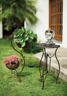 Jard n on pinterest potting tables cool diy and wooden - Ideas para un jardin ...