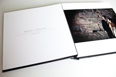 album opening pages
