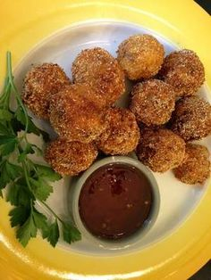 Enjoy this recipe for Boudin balls - Boudin Balls with Spicy Mayhaw Dipping Sauce - Creole Cooking, Cajun Cooking, Cajun Food, Great Recipes, Snack Recipes, Cooking Recipes, Favorite Recipes, Easy Recipes, Snacks