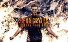 Bear Grylls Escape From Hell Wallpaper http://beyondhdwallpapers.com/bear-grylls-escape-from-hell-wallpaper/ #Wallpapers #Backgrounds #HD #HighDefinition #DiscoveryChannel #TV #Show