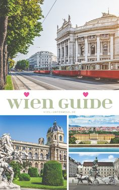 Vienna Tips for a city break in the Austrian capital - Travel Yakyak Europe Destinations, Travel Around Europe, Travel Around The World, Reisen In Europa, Heart Of Europe, Austria Travel, Travel Planner, City Break, Vienna