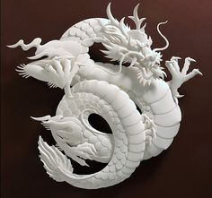 Astonishing Paper Sculptures from Jeff Nishinaka | The Design Inspiration
